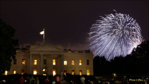Салют в США на день независимости! (19 фото)