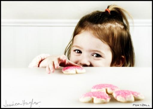 Отборные позитивные фото детей =)