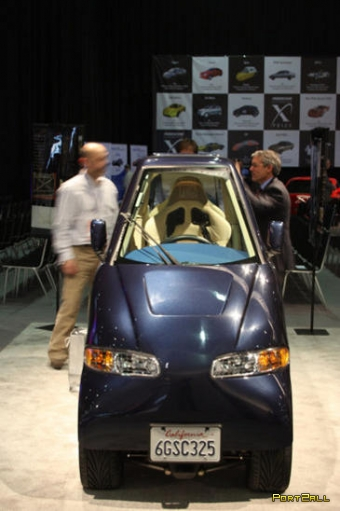 Концепты и новинки детройтского автосалона - 2010 год.