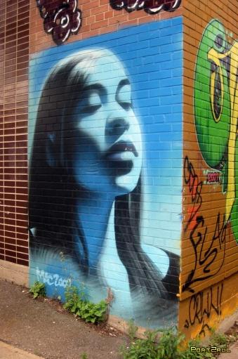 Street-art | Стрит Арт от El Mac (74 фото)