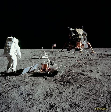 Хронология осваивания Луны