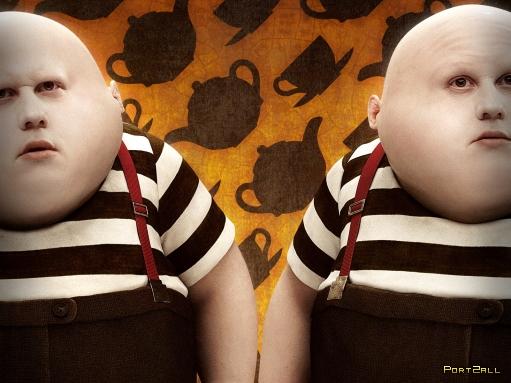 Обои - Алиса в стране чудес 19шт. [1280×1024-1600×1200]