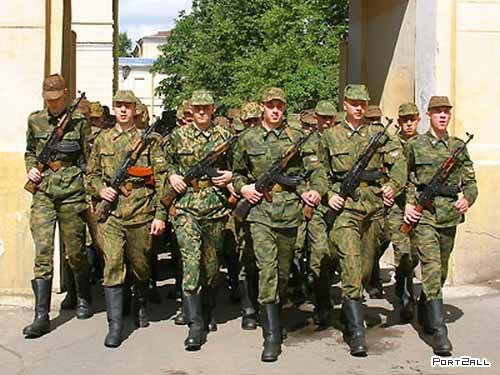 служба в армии по: