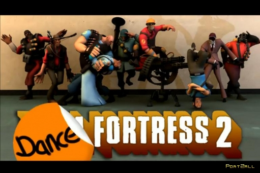 Dance Fortress 2 | TF2 Dance - full version. ТФ2 Танцы - полная версия