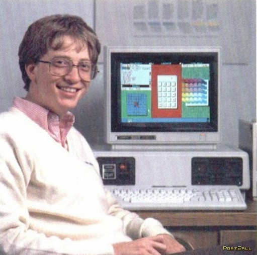 Биллу Гейтсу — 55 лет!