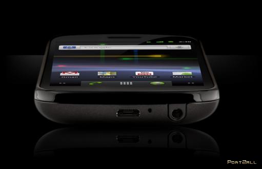 Характеристики, фото и видео Google Nexus S