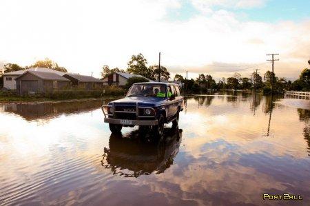 Наводнение в Австралии