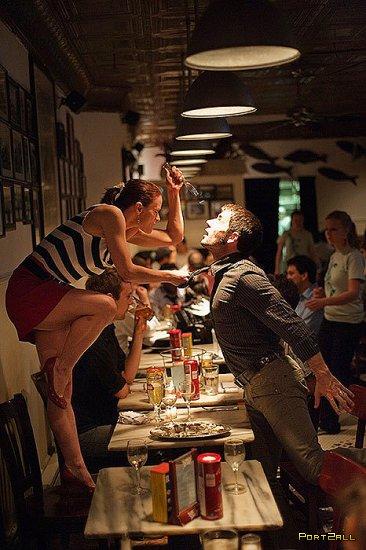 Танцоры среди нас – работы фотографа Джордана Мэттера (Jordan Matter)