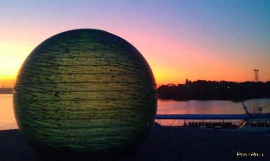 Утро в Днепропетровске | Рассвет в #dnepr (Фото с мобильного)