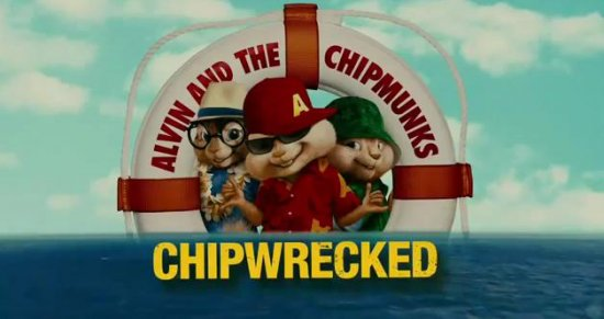 Трейлер: Элвин и бурундуки 3 | Alvin and the Chipmunks 3: Chip-Wrecked (New Trailer 2011)