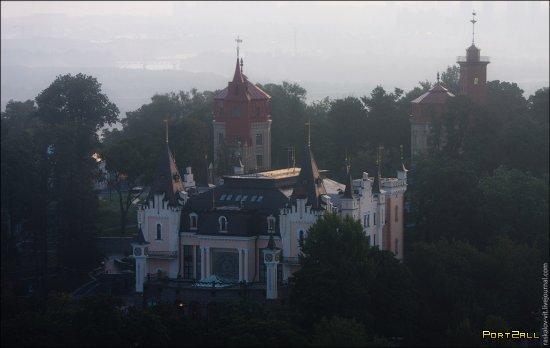 Высотный и подземный Киев