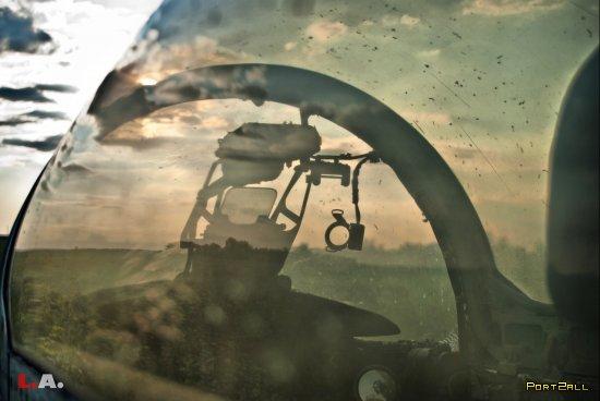 """""""Запретная зона"""" - фото с заброшенной авиабазы"""