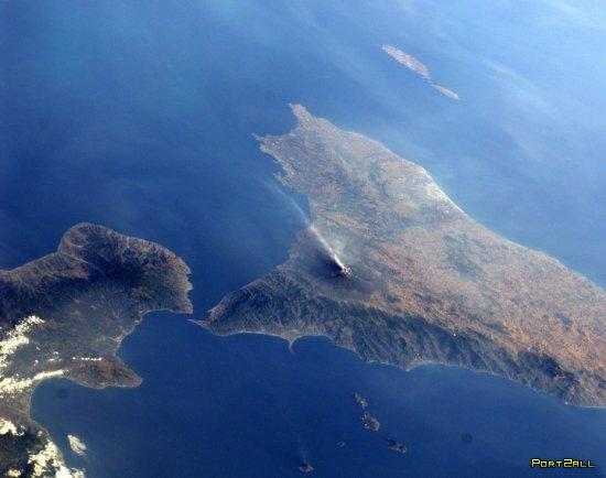 Рон Гэран: Фотографии Земли с МКС | Фото земли с космоса