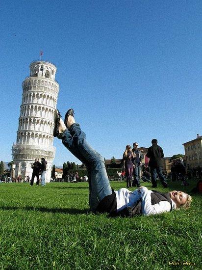 Отличные идеи для креативных фото | Фотограффии с оптическим обманом