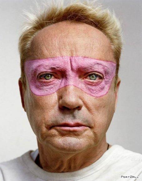 Фотографии знаменитостей от Мартина Шоллера