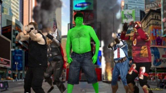"""Мстители"" | Песня про Мстителей | Avengers song :D"