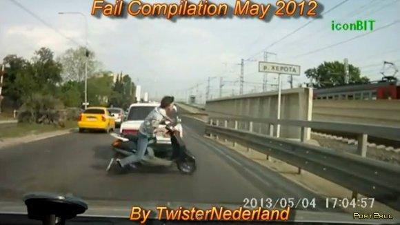 Фейлы за май 2012 | Fail Compilation May 2012 || TNL (Фейл-видео)