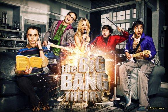 "Флешмоб на съемочной площадке ""Теории большого взрыва"" | The Big Bang Theory Flashmob #TBBT"