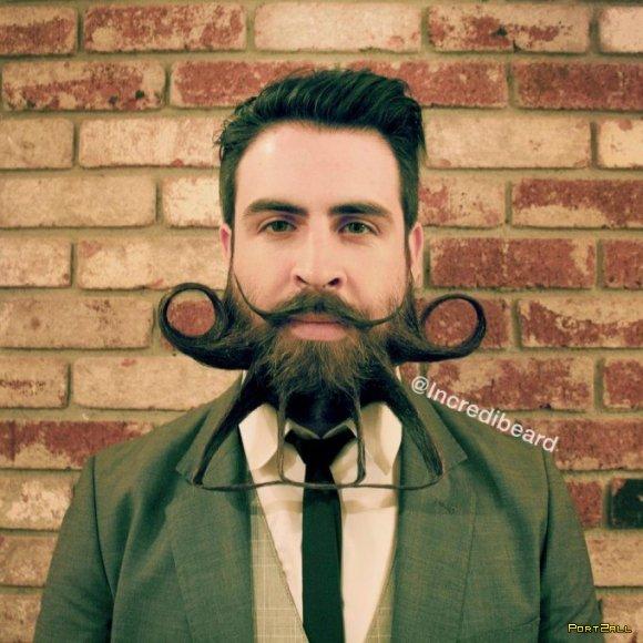 Мистер Невероятная Борода [Incredible beard]