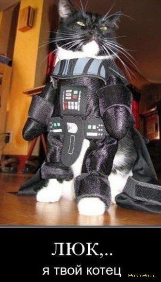 Семья Скайуокеров | Люк, Я - твой отец.