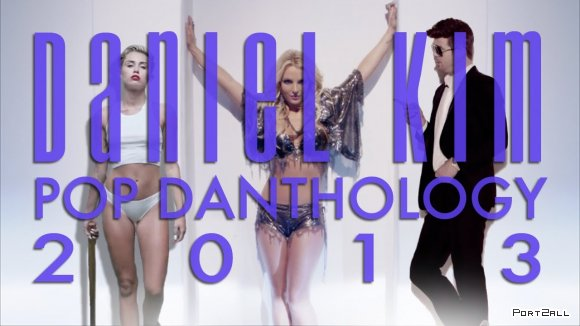 Pop Danthology 2013 - Mashup of 68 songs! Мэш-ап лучших поп-хитов 2013го года!