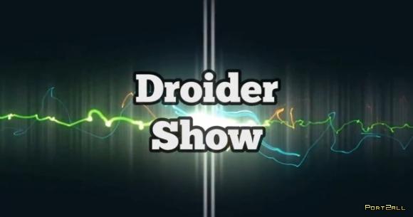 Droider Show #136. О законах, блогах и ковре-самолете!