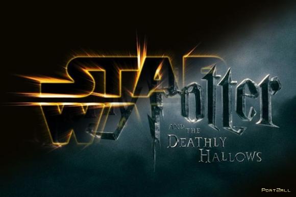 """Гарри Поттер"" против ""Звездных войн"" | Harry Potter VS Star Wars"