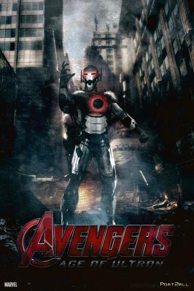 Мстители: Эра Альтрона (2015) – первый трейлер