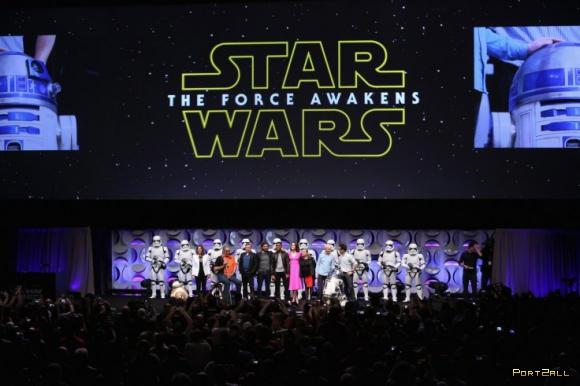 Два тизера Звездне Войны Пробуждение Силы в одном. Star Wars Episode 7