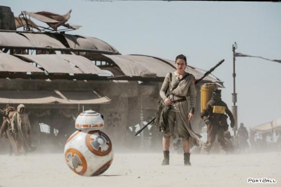 «Звёздные войны: Пробуждение силы» — официальный трейлер!